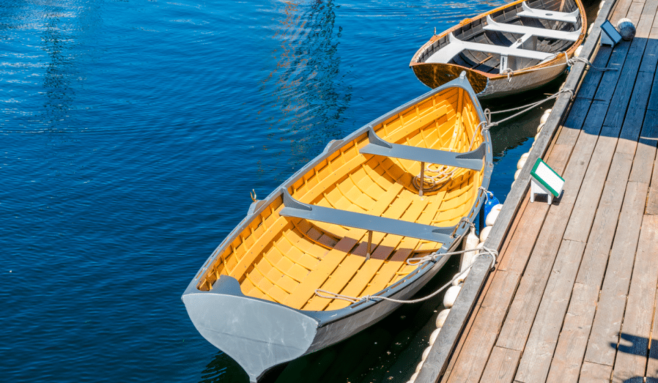 The Center For Wooden Boats Is Offering Free Rowboat Rentals At Lake Union
