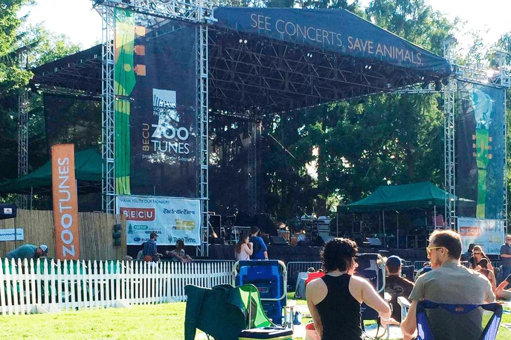 zootunes meadow people concert live
