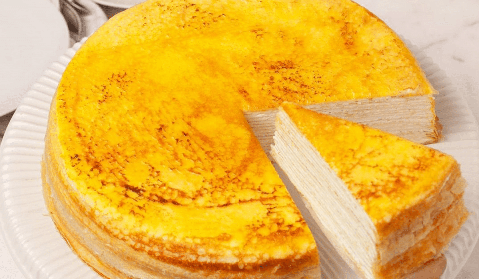 You Can Now Order Lady M Confections 20-Layer Crêpe Cakes In Seattle