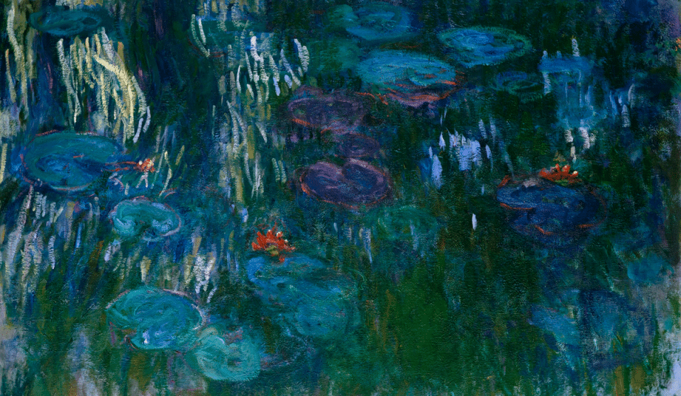 A Special Monet Exhibition Is Coming To Seattle This Summer