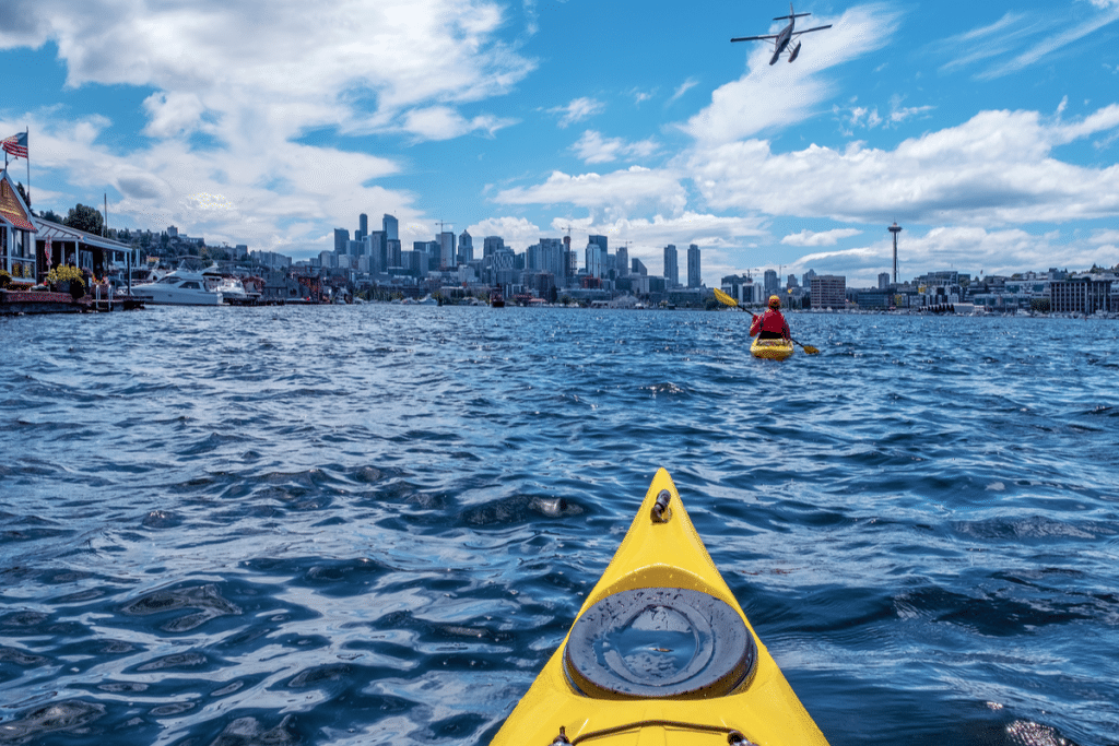 Sunny Day Activities Seattle