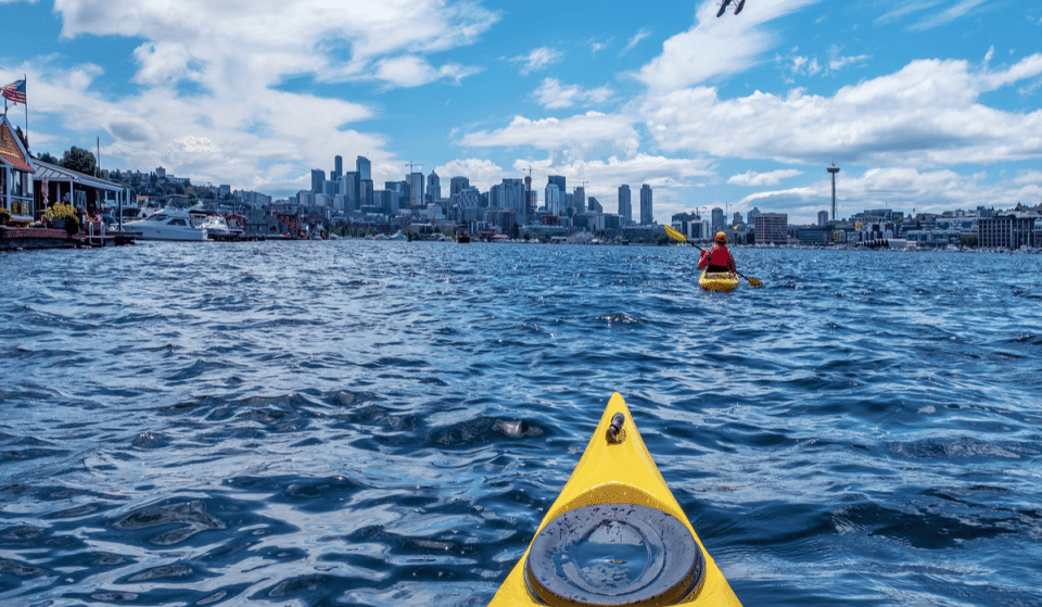 7 Vibrant Things To Do On A Sunny Day In Seattle
