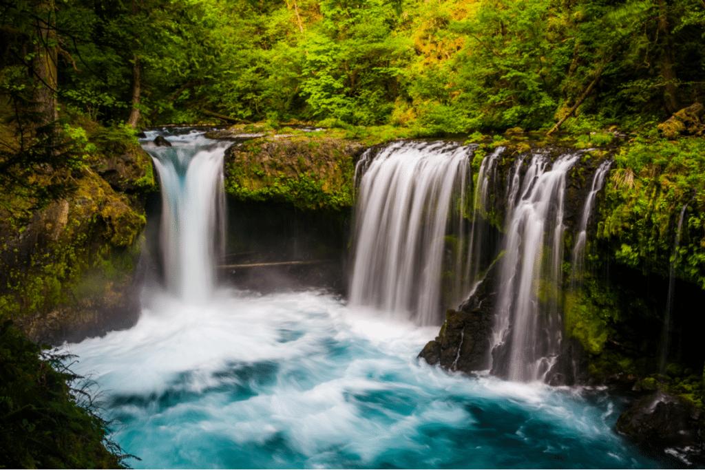 Waterfalls Seattle