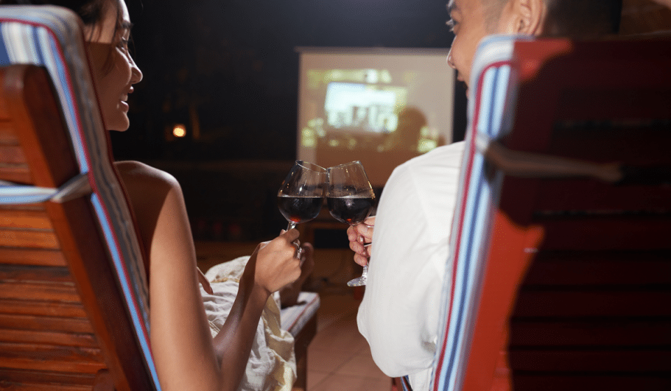 This Famous Winery in Seattle Is Now Offering Outdoor Movies