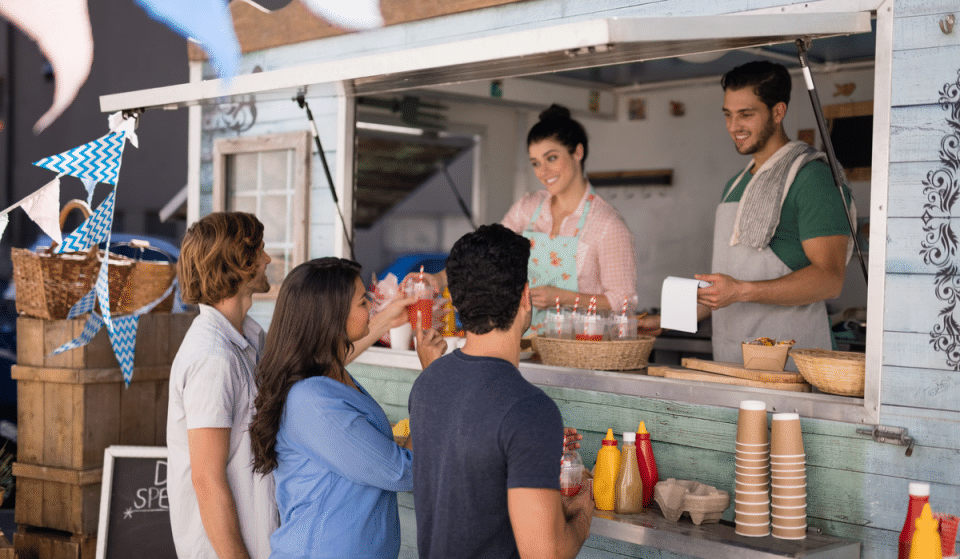 Enjoy This Epic Food Truck Friday Event At Phinney Center