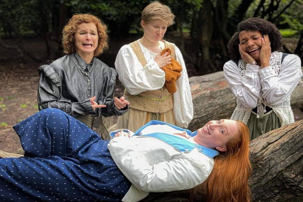 Shakespeare Park Seattle
