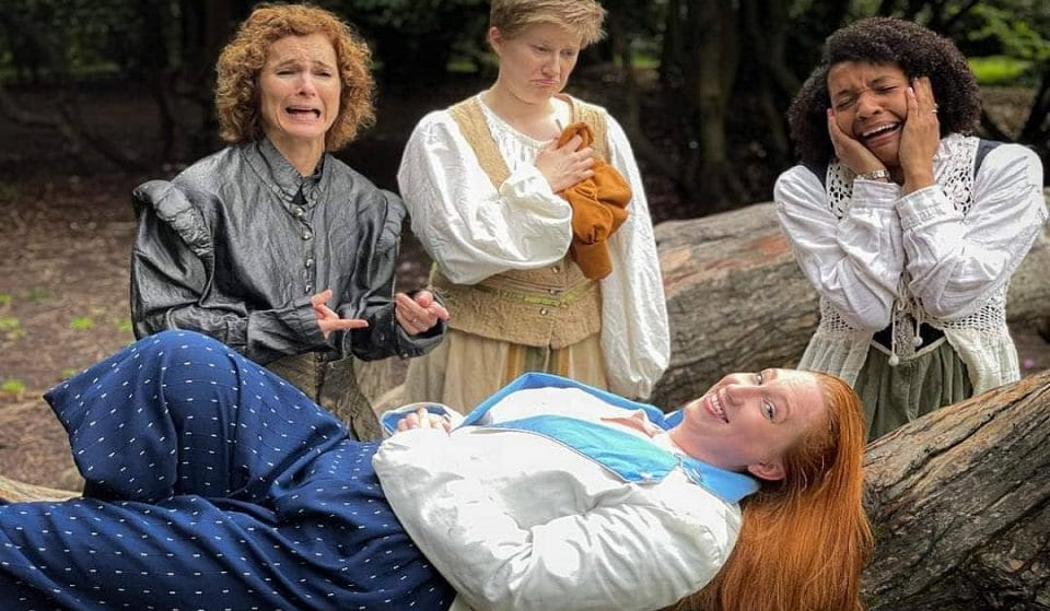Live Performances Of Shakespeare In The Park Return To Seattle