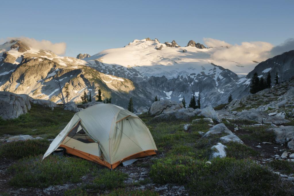 Campsites Washington State
