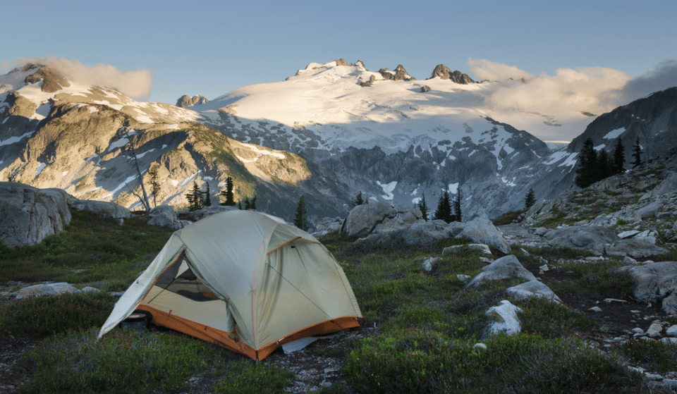 5 Of The Most Impressive Campsites In Washington State
