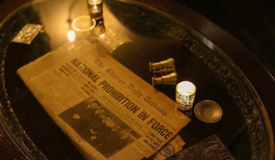 Find This Hidden Speakeasy Inside A Capitol Hill Bar