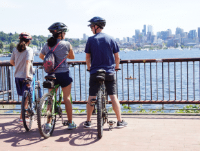 5 Stunning Scenic Bike Trails In Seattle To Hit This Weekend