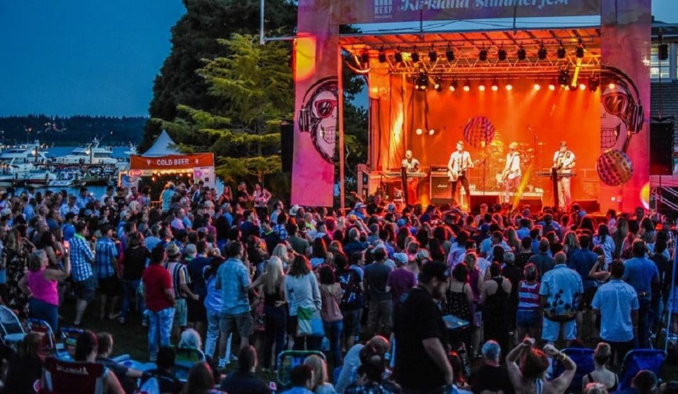 The Famous Kirkland Summerfest Is Happening This Weekend