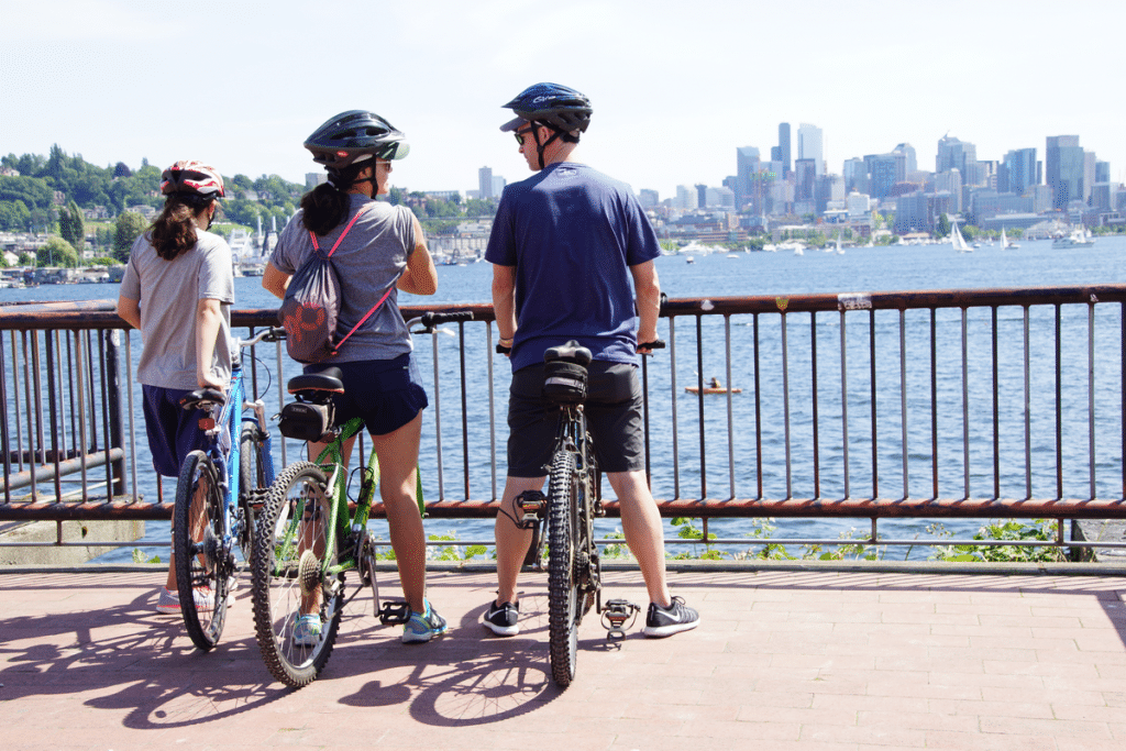 Scenic Bike Trails Seattle