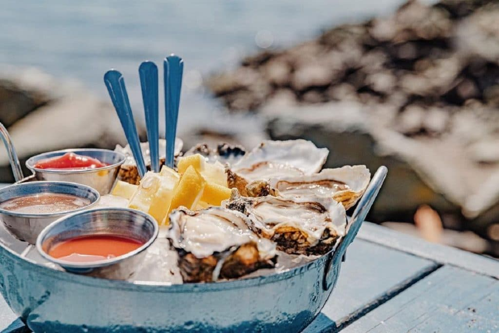Seafood Restaurants Seattle