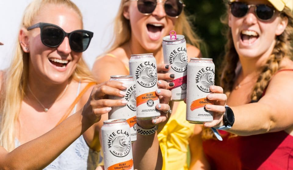 A Refreshing Seltzer Festival Is Coming To Seattle This Saturday