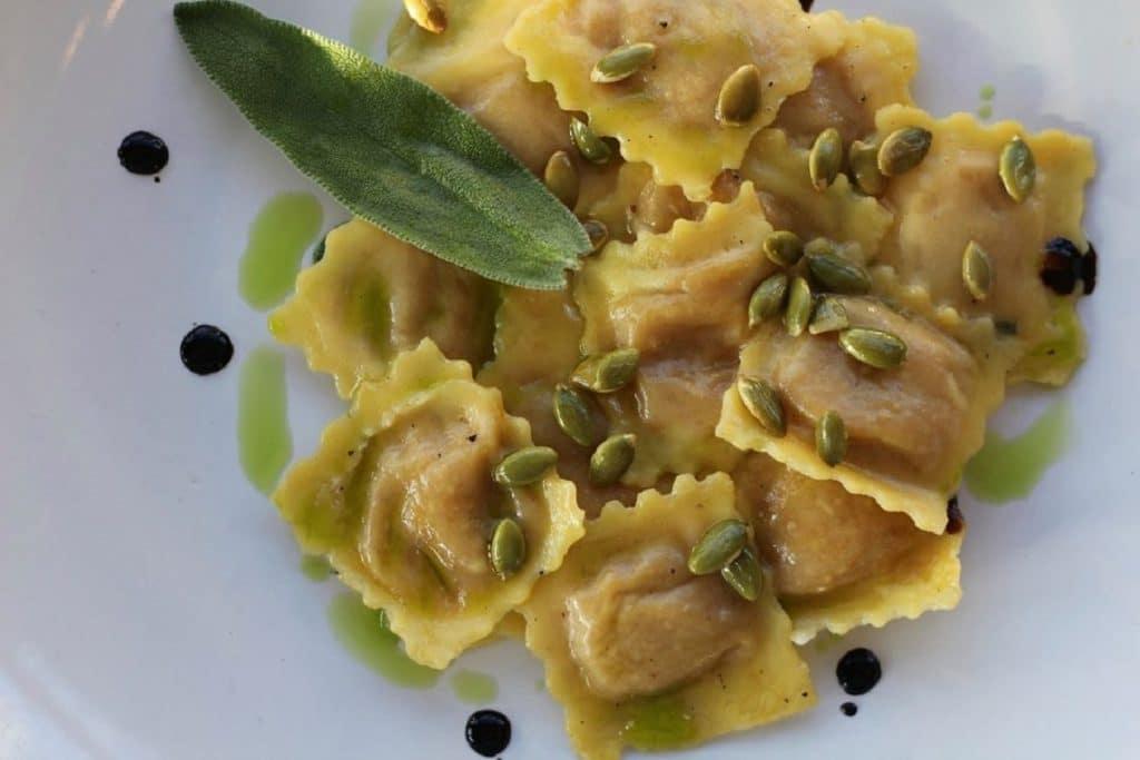 Handmade pasta Seattle
