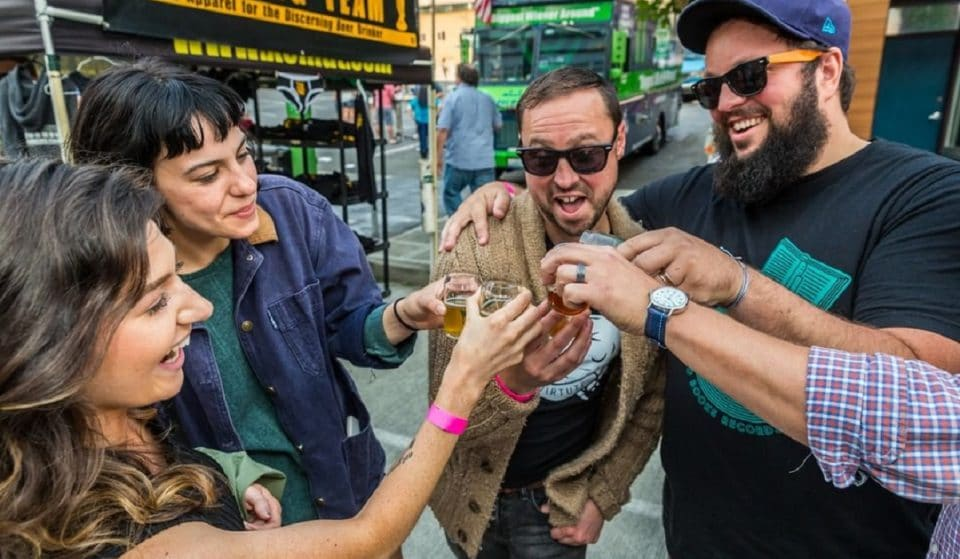 The Upper Left Beerfest Is Making A Comeback To Everett This Week