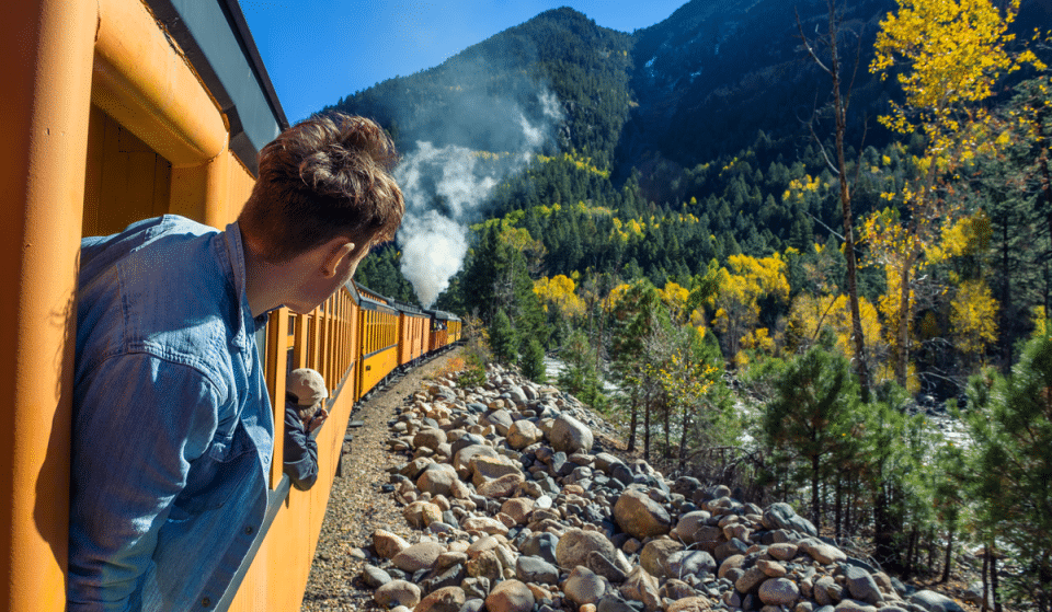 5 Unbelievable Scenic Trains You Can Ride From Seattle