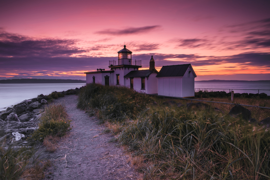 beaches to watch sunset