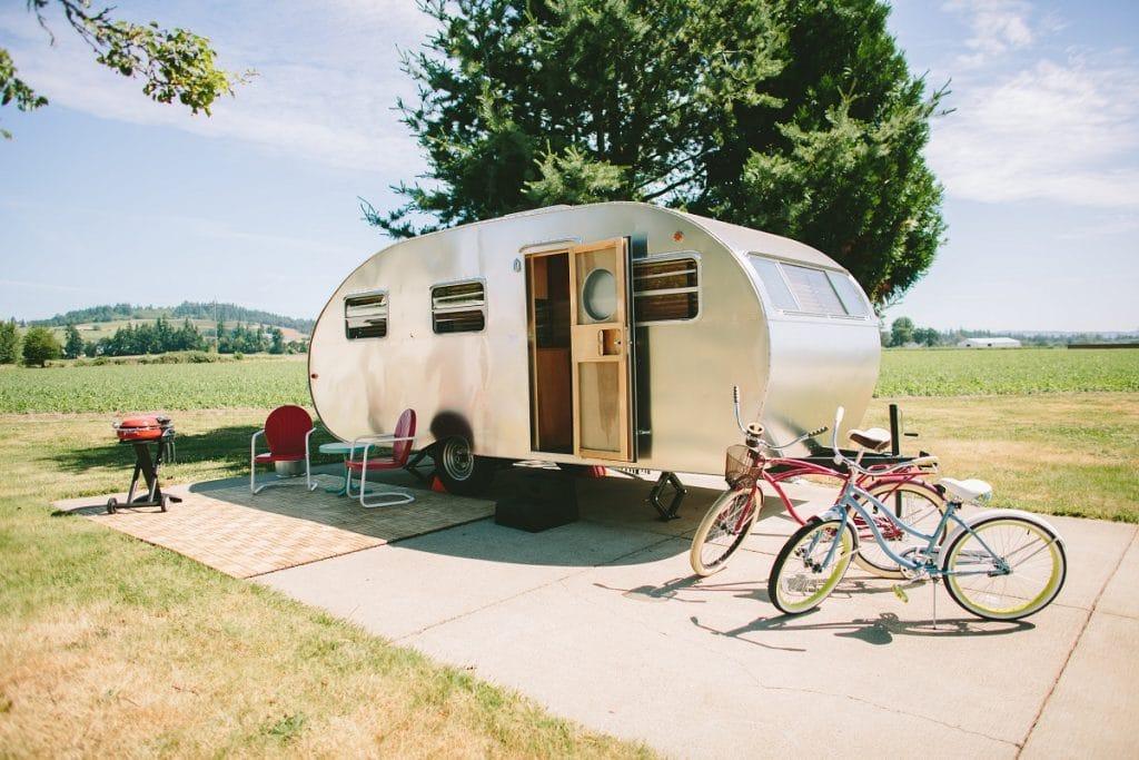 vintage trailer resort