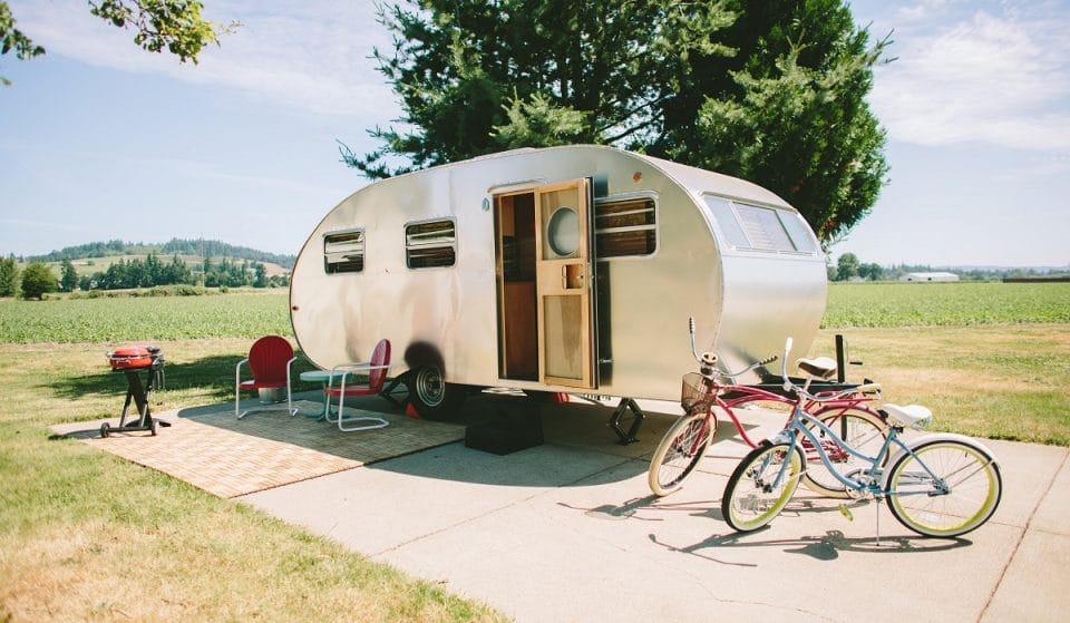 This Vintage Trailer Resort Takes Your Glamping Experience To A New Level