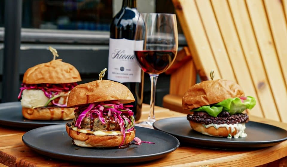 Pioneer Square Drink And Eats Is Hosting a Burger Pop-Up This Month
