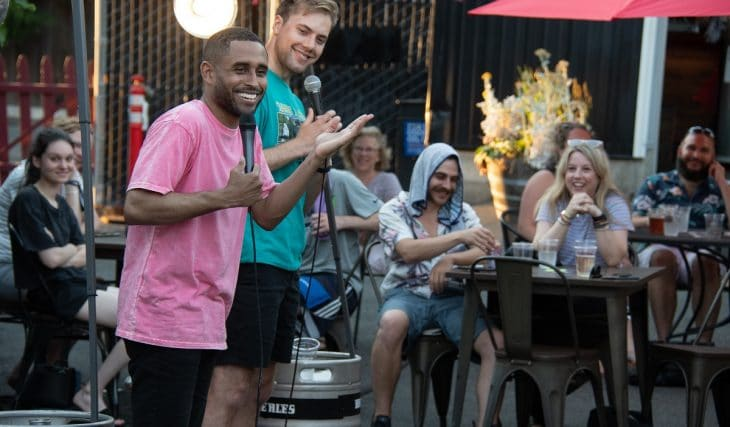 5 Comedy Shows Around Seattle You Don't Want To Miss This Month