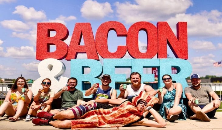 This Bacon And Beer Fest Is Taking Over Jefferson's Park Golf Course Next Weekend