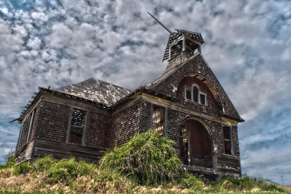 spooky towns washington