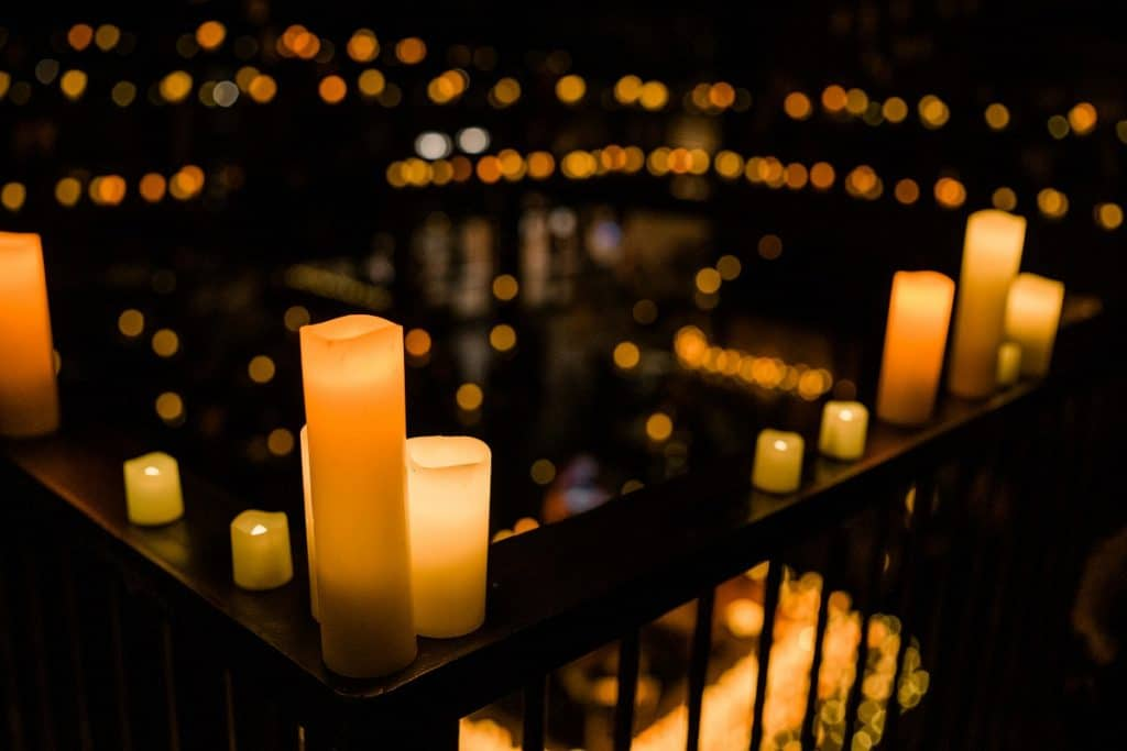 Candlelight halloween seattle