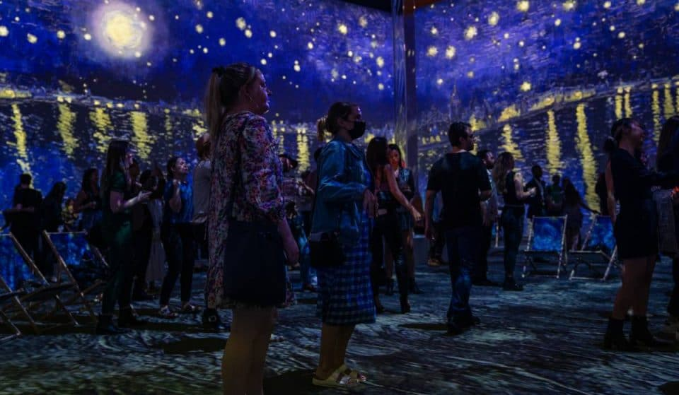 The Highly-Anticipated Van Gogh Exhibition Has Finally Opened In Seattle, And It's Breathtaking
