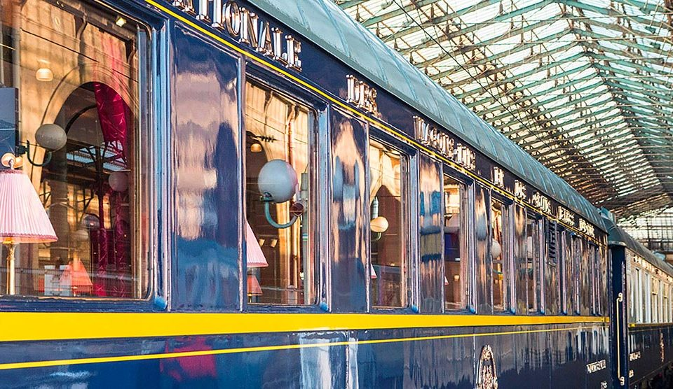 An Orient Express Train Pop-Up Exhibition Is Riding Into Singapore In December 2020 For Six Months