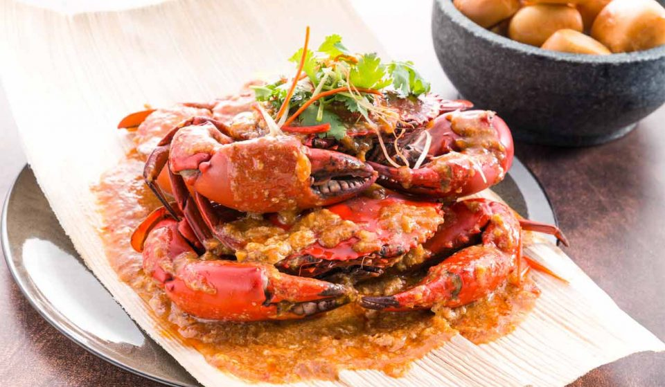 Rise Restaurant At MBS Is Offering All-You-Can-Eat Crab From September 14-20