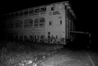 This 'Haunted' Night Hospital Walk Is The Perfect October Way To Prepare For Halloween • Old Changi Hospital