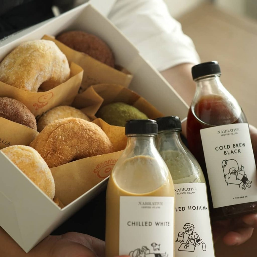 This Tasty Singapore Spot Serves Mouthwatering Handmade Donuts And Coffee • Harrit's Donuts And Coffee