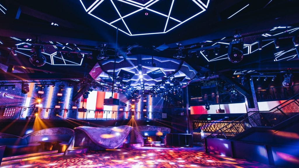 This Nightclub Has Transformed Into A Pop-Up Cinema Club • Zouk's Cinema Club