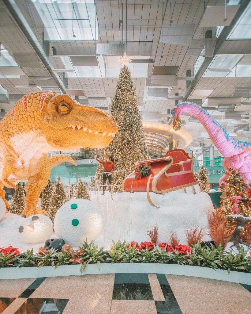 Changi Festival Village Is The Essential Christmas Spot In Singapore