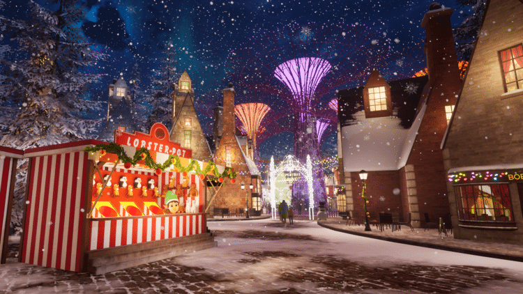 Singapore Christmas Wonderland Is Holding A Virtual Edition For 2021