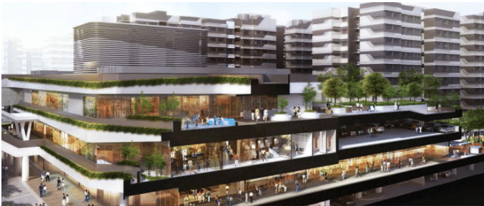 Canberra Plaza Opens In Singapore On December 18, Just In Time For Christmas