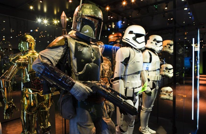 A Star Wars Exhibition Is Arriving In Singapore At The End Of January Until June 2021