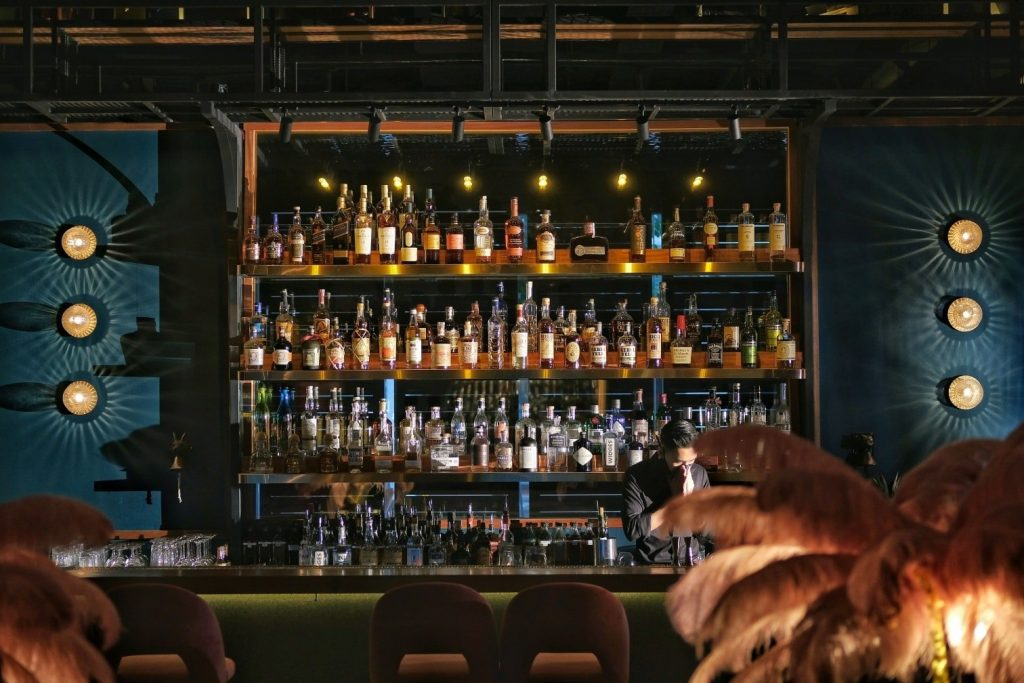 This New Singapore Bar Is Inspired By A Joseph Conrad Novel • Set Of Six