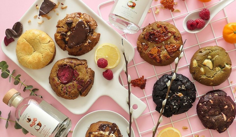 This New Café In Singapore Serves Up Some Mind-Meltingly Delicious Cookies • Guilt