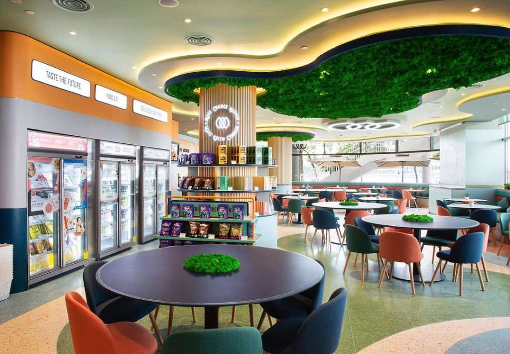 This New Vegan Café And Grocery In Singapore Is An Environmentally Sustainable Experience • Green Common