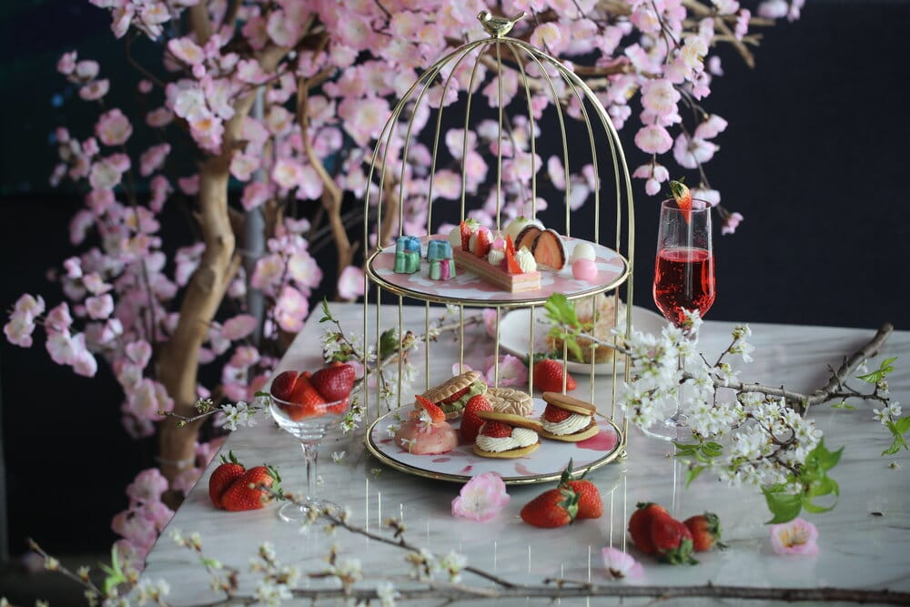 This Singapore Bar Is Letting You Experience Luxurious Japanese High Tea For A Limited Time • 2am:dessertbar