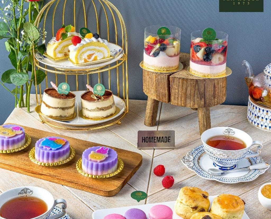 This New Traditional Malayan Restaurant In Singapore Serves Exquisite High Tea • Teahouse 1973