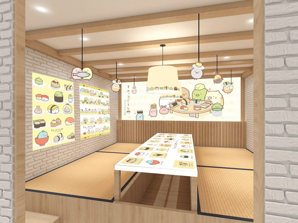 An Adorable Pop-Up Sumikkogurashi-Themed Café Is Coming To Orchard Central This Month