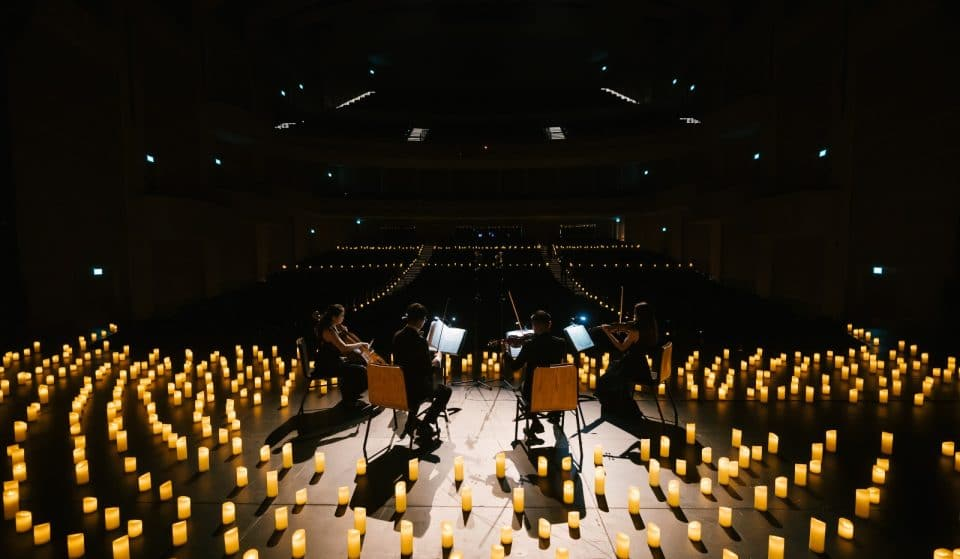 Experience The Magic Of Candlelight Concerts At The Stunning Sands Theatre At Marina Bay Sands