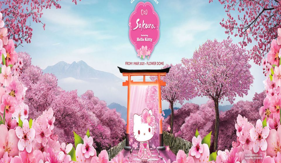 This Hello Kitty Pop-Up Is Your Next Singapore Adventure