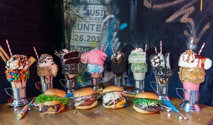 6 Places To Find Irresistible Crazyshakes In Singapore