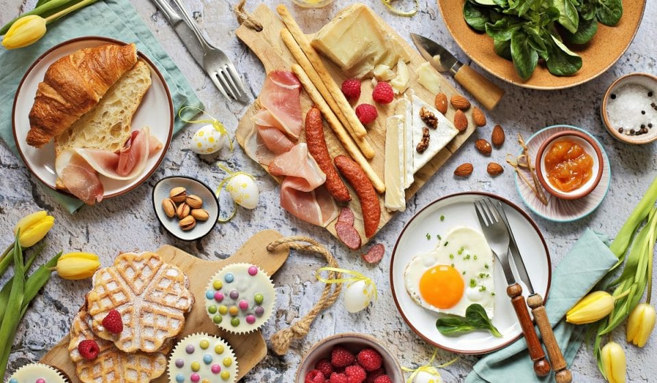 6 Of The Most Indulgent Easter Brunches In Singapore